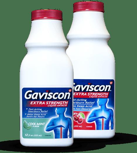Gaviscon Liquid